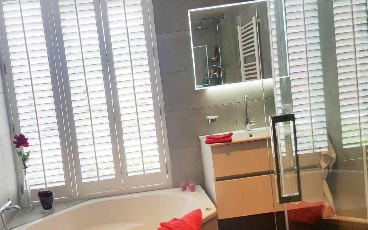 Shutters in de badkamer | StyleShutters