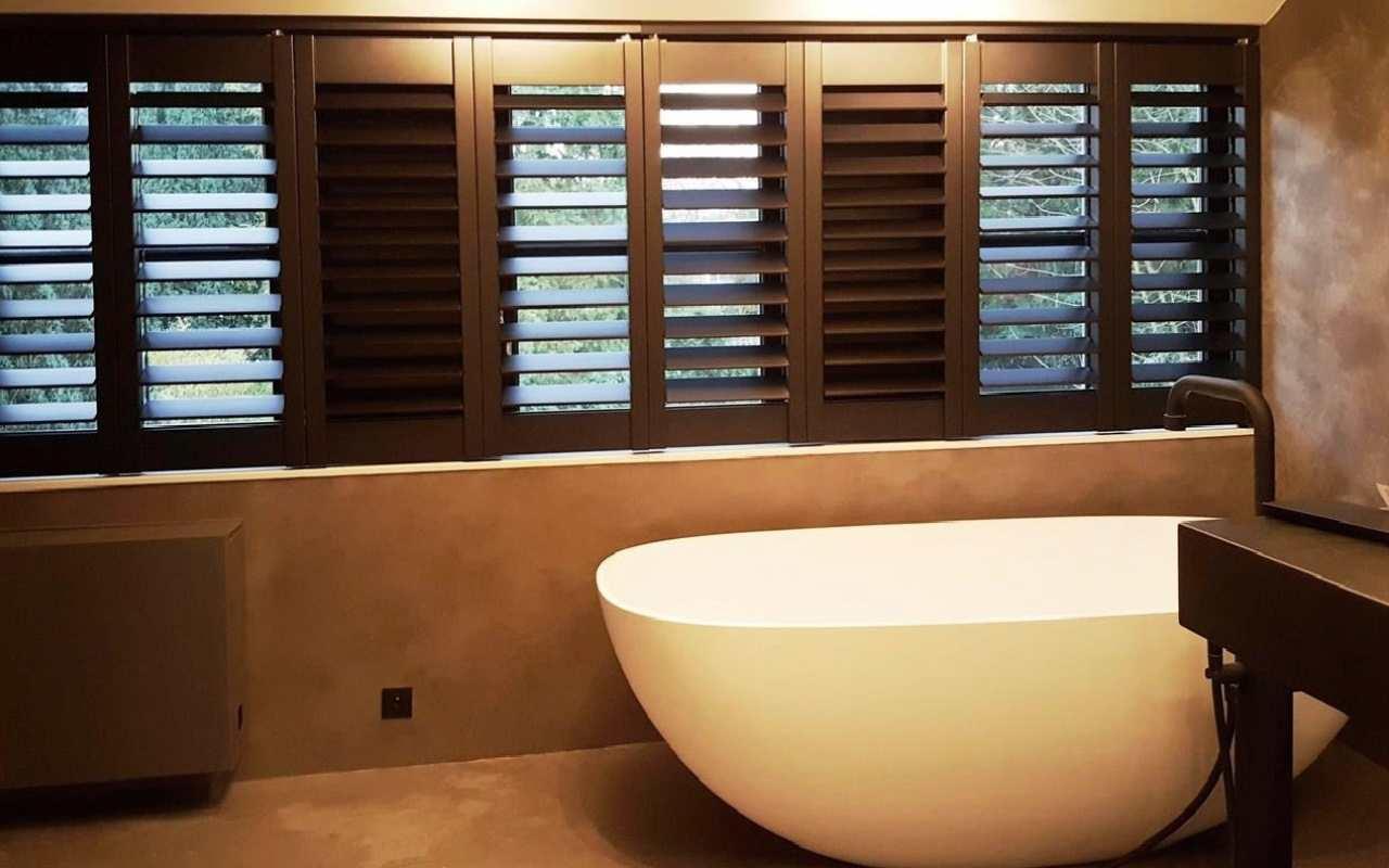 Badkamer shutters | StyleShutters