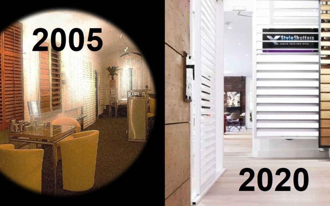 StyleShutters 2005-2020